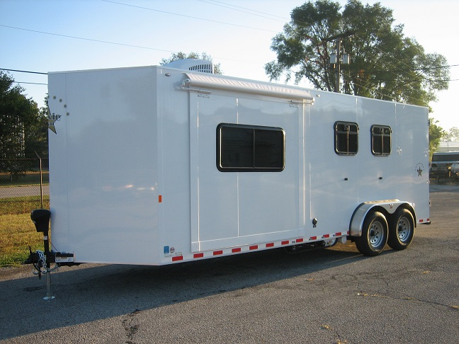 Dixie Star Horse Trailers Factory Direct